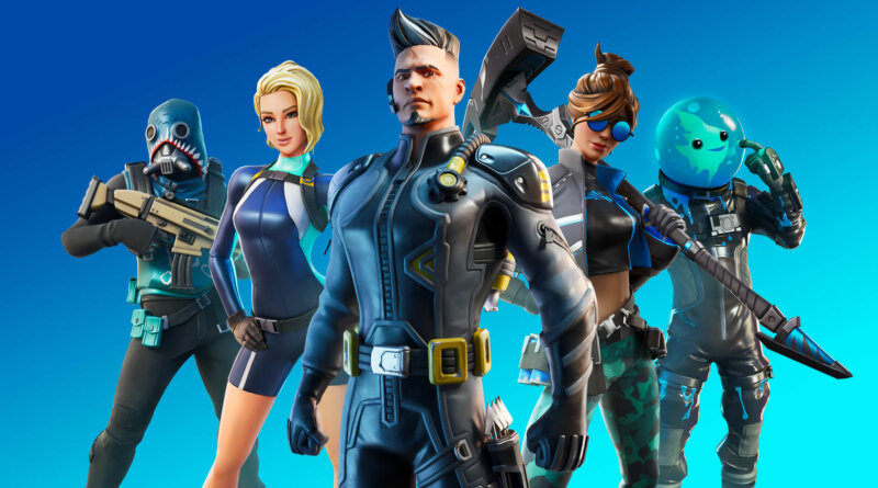fortnite de epic games
