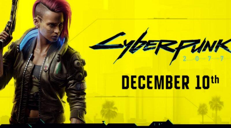 cyberpunk 2077 fecha de lanzamiento