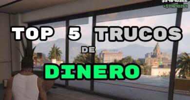 GTA V MODO HISTORIA TOP 5 TRUCOS DE DINERO
