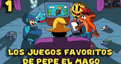 10 Videojuegos Favoritos de Pepe el Mago – Particular 500,000 Suscriptores !! (PARTE 1)