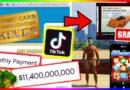 ¡Probando TRUCOS de TIKTOK en GTA 5 Online! | ¿$3,5 Millones & Krieger GRATIS? ¿Ser INVISIBLE?