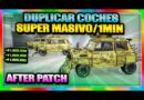 *AFTER PATCH* DUPLICAR COCHES SUPER MASIVO/1MIN PLACAS LIMPIAS | PS4&XBOX |[TRUCO GTA V Online 1.52]