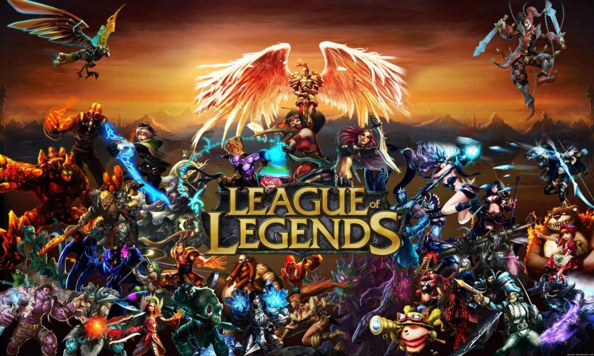 Descargar League of Legends