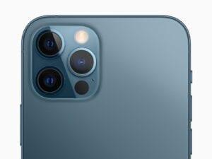 Apple iphone12 pro atras cámera
