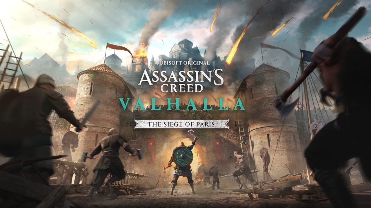 Assassin's Creed Valhalla tendrá más expansiones tras París