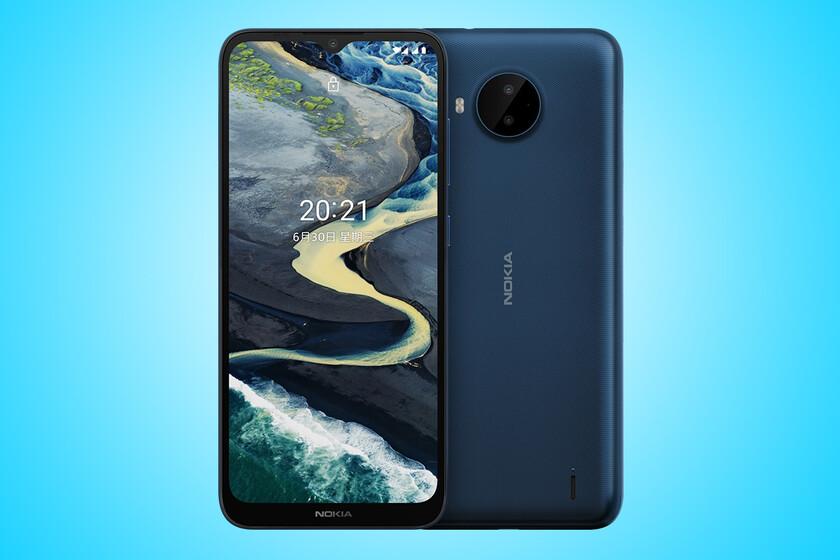 Nokia C20 Plus, ficha técnica de características y precio