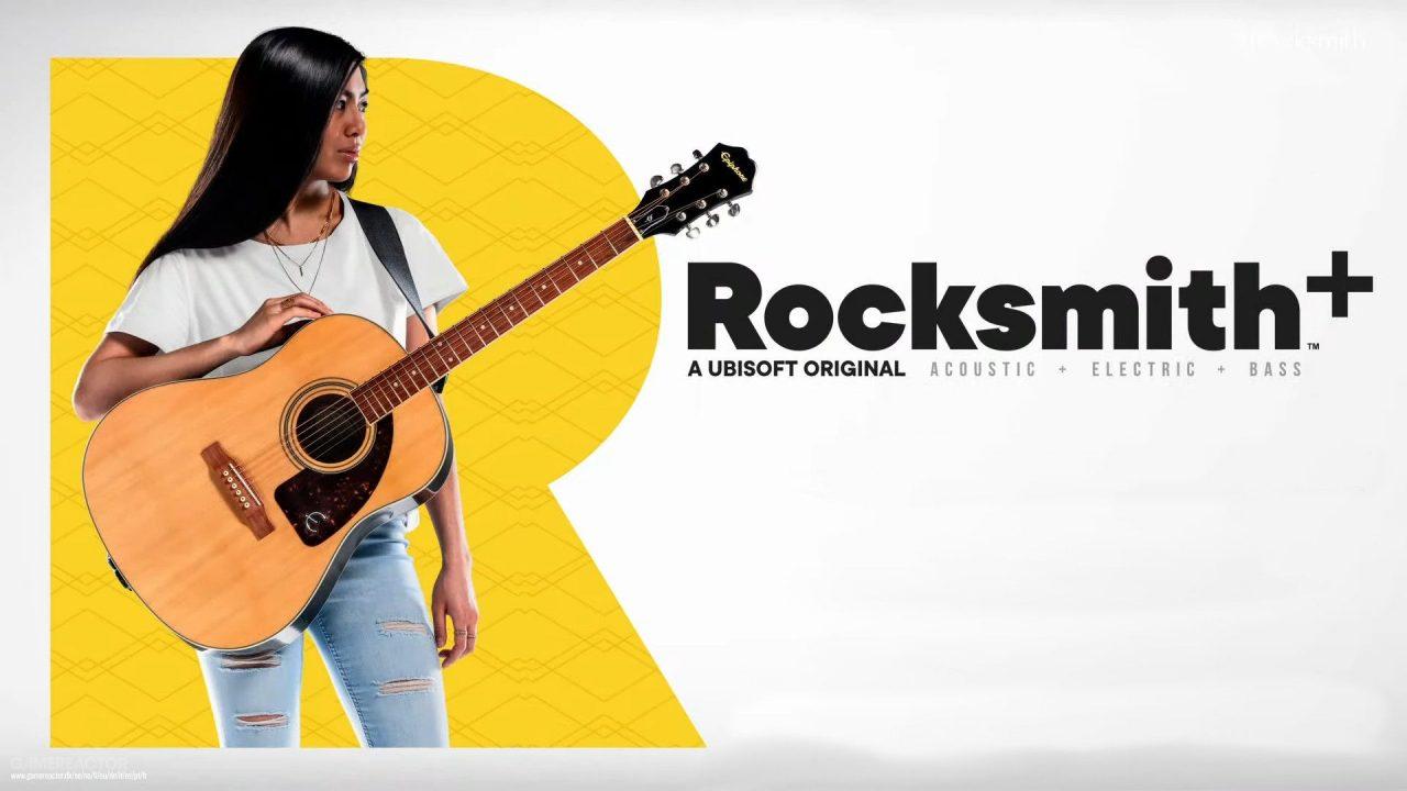 Rocksmith+ da más para enseñarte guitarra acústica, eléctrica y bajo