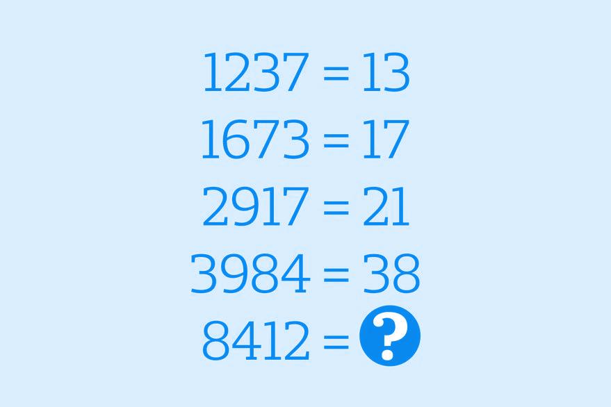 acertijo de numeros