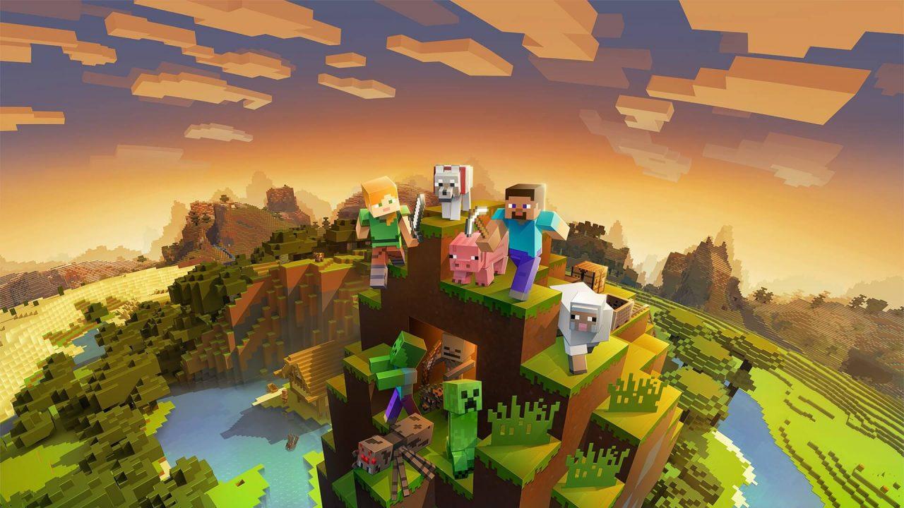 Minecraft descargar