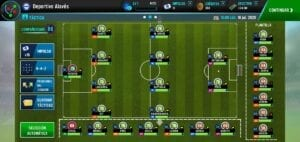 soccer manager 2021 tactica.